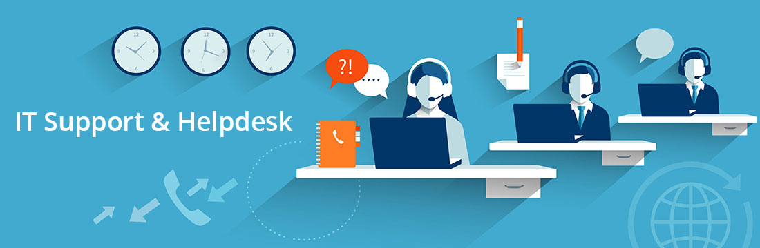 button desk or customer help support service and photo assitance technical icon